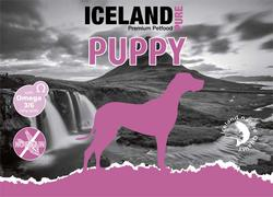 ICELAND PURE KORNFRI PUPPY/JUNIOR 10 kg