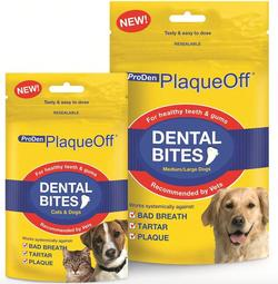 PlaqueOff - Dental Bites