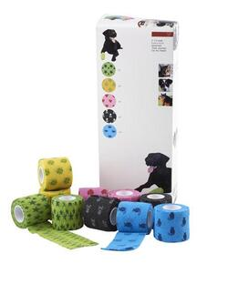 Fun Flex Pet Bandage - Stretched kvalitet