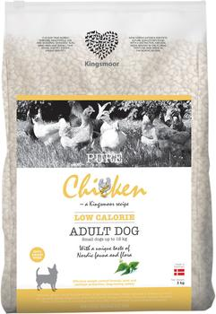 3 kg Kingsmoor Pure Dog Chicken LOW CALORIE - Pure Let Kingsmoor til små racer - Kylling DIÆT
