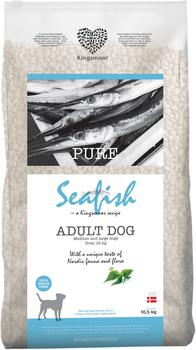 10,5 kg Kingsmoor Pure Dog Seafish - Pure Havfisk  Kingsmoor