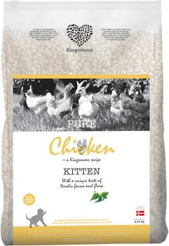 2,75 kg Kingsmoor Pure Cat Chicken kitten - PURE KYLLING KINGSMOOR TIL KILLING