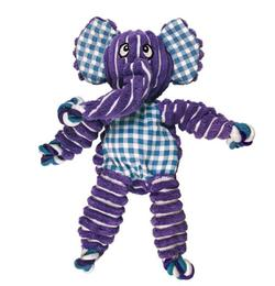 Kong Floppy Knots elefant, str. medium/large
