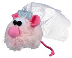 Cat Princess Mouse Bride i plys