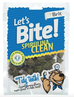 Brit Lets Bite Spirulina Clean, 150 g