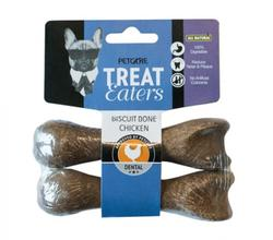 Treateaters Biscuit Bone Chicken S, 11,5 cm - 2 stk.