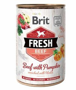 Brit  Beef with Pumpkin