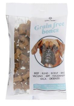 Love 2 Bark - Kornfri Bones, 150 g