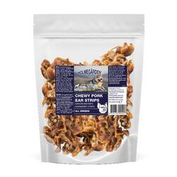 Holmegården Pork Ear Strips, 300 g