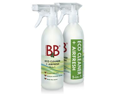 B6B Air Cleaner - Airfresh 2in1, 500 ml, Desinfektionsmiddel