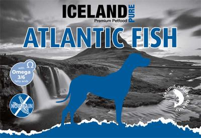 ICELAND PURE KORNFRI ATLANTIC FISH 12 kg