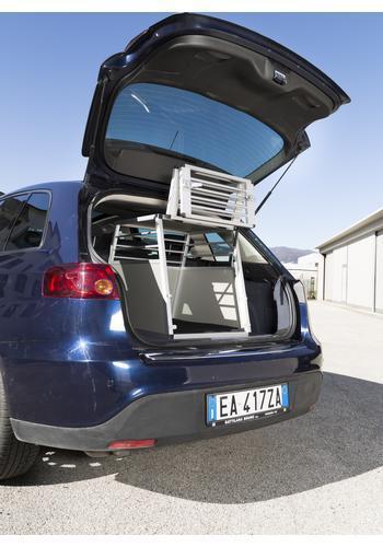 Atlas car aluminium hundebur k b atlas car aluminium for Atlas car aluminium