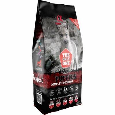 Alpha Spirit Puppy The Only One, 12 kg – Hypo + GRATIS GLUTENFRIE GODBIDDER