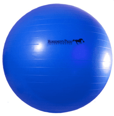 Jolly Mega Ball,  blå - 75 cm