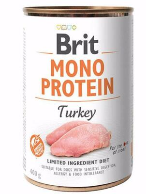 Brit Single Protein, Turkey
