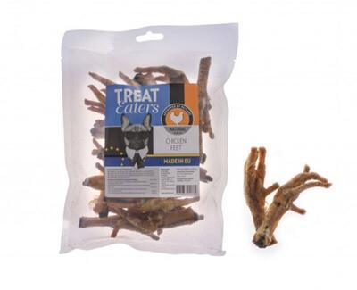 Treateaters Chicken Feet, 250 g