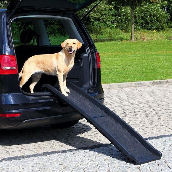 Image of   Rampe til bilen, foldbar, Petwalk/Petsafe - SUPER TILBUD