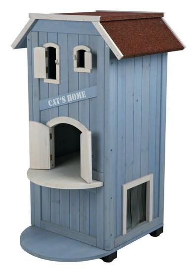 Kattehus i træ - 3 etager thumbnail