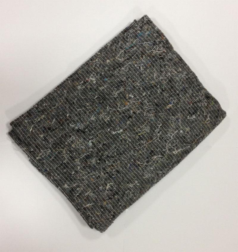 Image of   Gråt hundetæppe - 100x150 cm