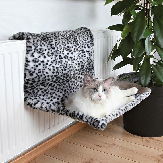 Radiator hængekøje til katte str. XL thumbnail