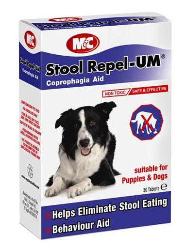 Image of   Stool Repel-um til hunde der spiser afføring