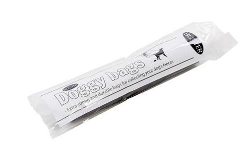 Hundeposer - Doggy bags høm høm poser - ekstra kraftige - 50 stk. thumbnail