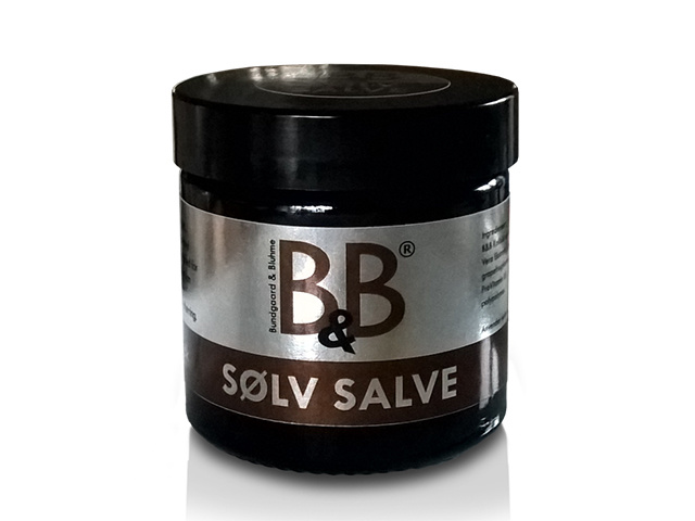Image of   B&B Sølvsalve, 60 ml