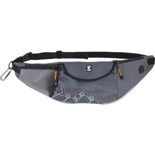 Hurtta Outd. Action belt, one size, granite thumbnail