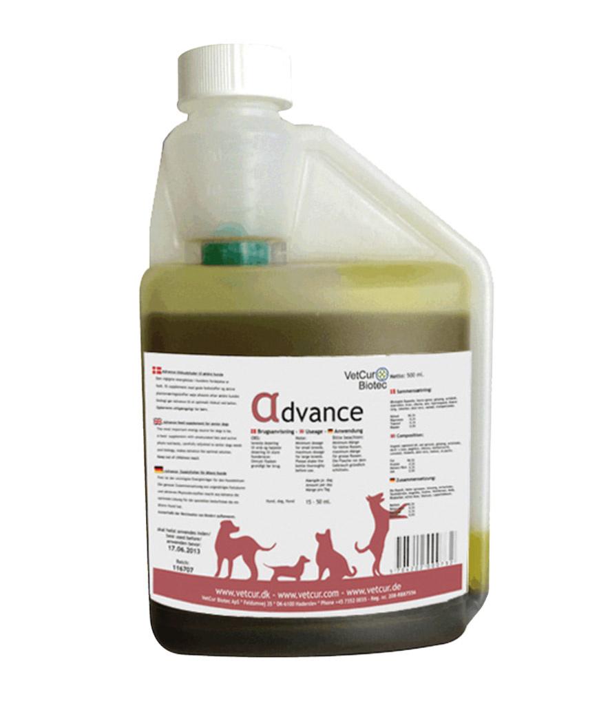 Vetcure Advance, 500 ml - HUND thumbnail