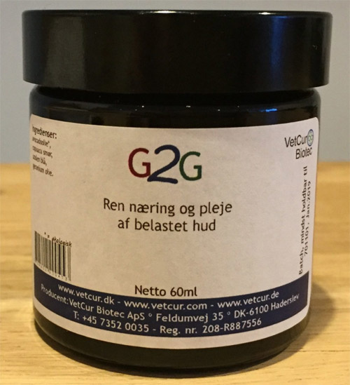 G2G - Good 2 Go - 60 ml thumbnail
