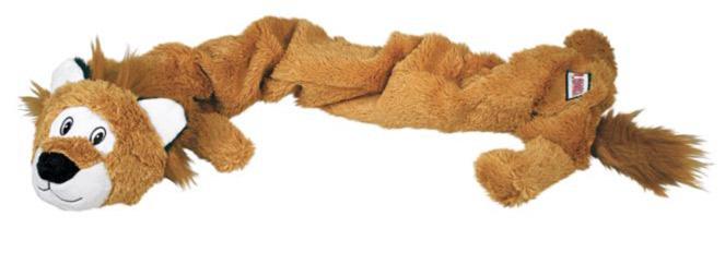 Kong Stretchezz Jumbo løve, x-large thumbnail