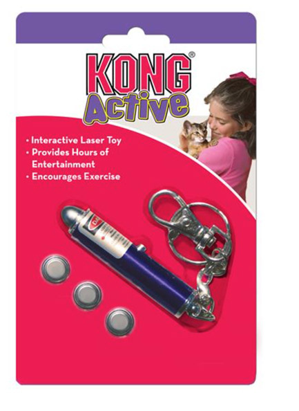 Image of   Kong Cat Laser Toy