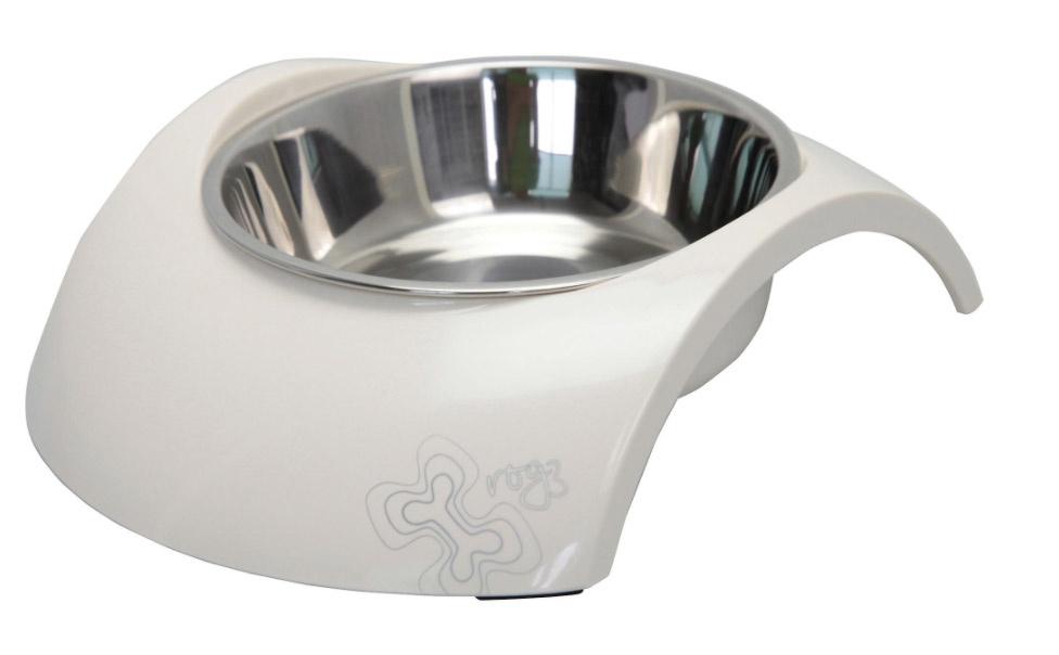 Rogz Bowl Luna, 700 ml, farve Ivory thumbnail