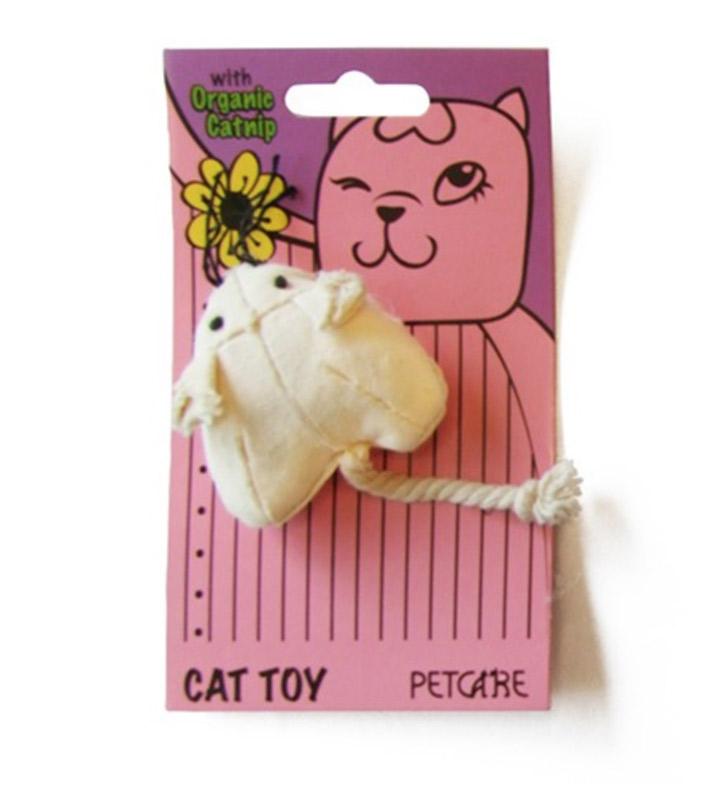 Image of   Cat Toy med økologisk catnip