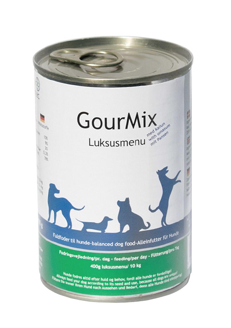 Image of   GourMix m. Kallun, 400 g