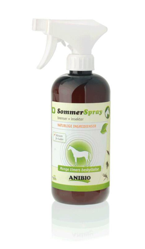 Anibio Anti Flue Spray - sommerspray til heste, 500 ml