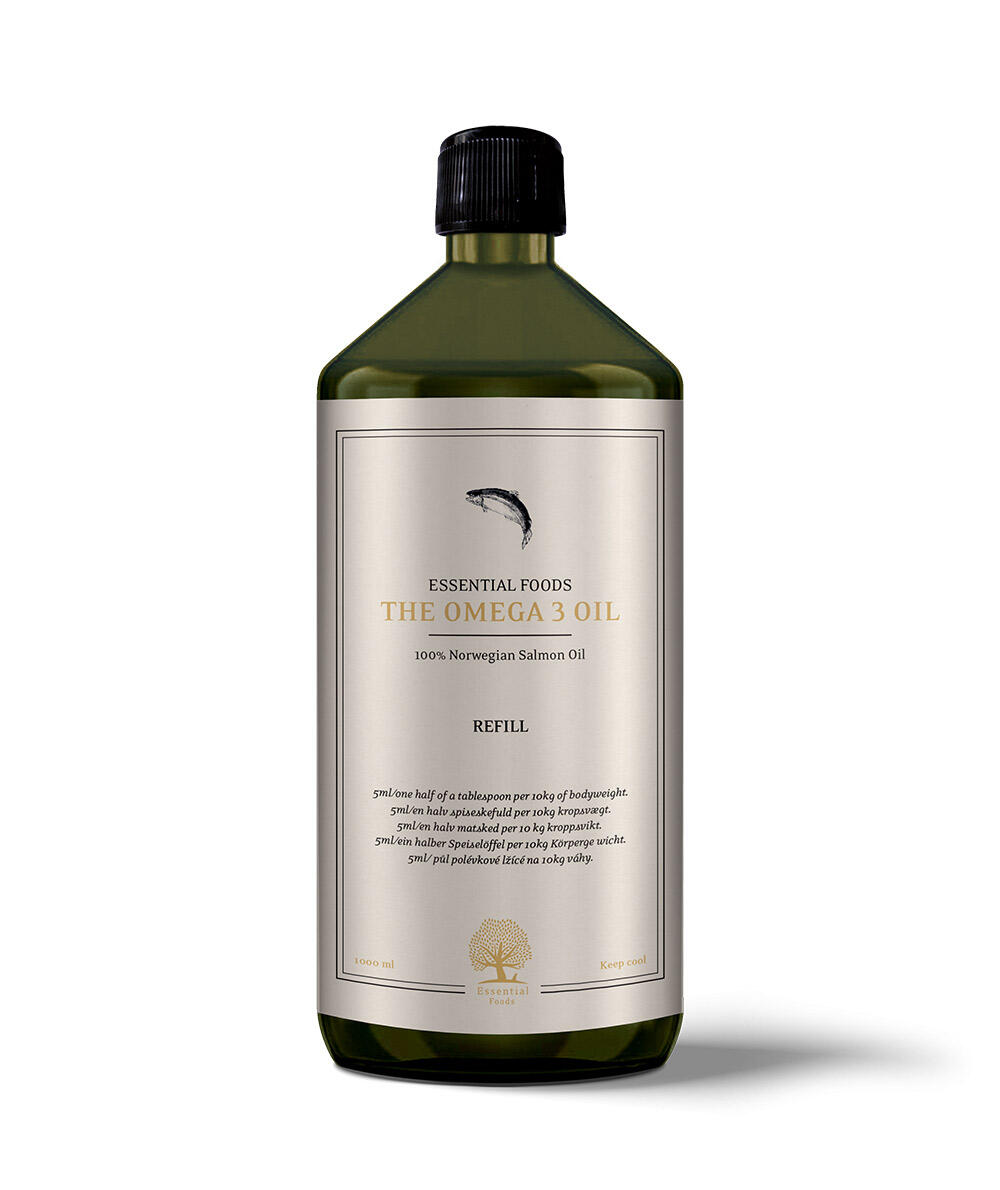 Essential The Omega 3 Oil, 1 L