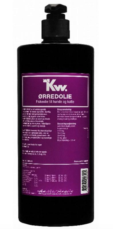 Image of   KW Ørredolie, 1 L