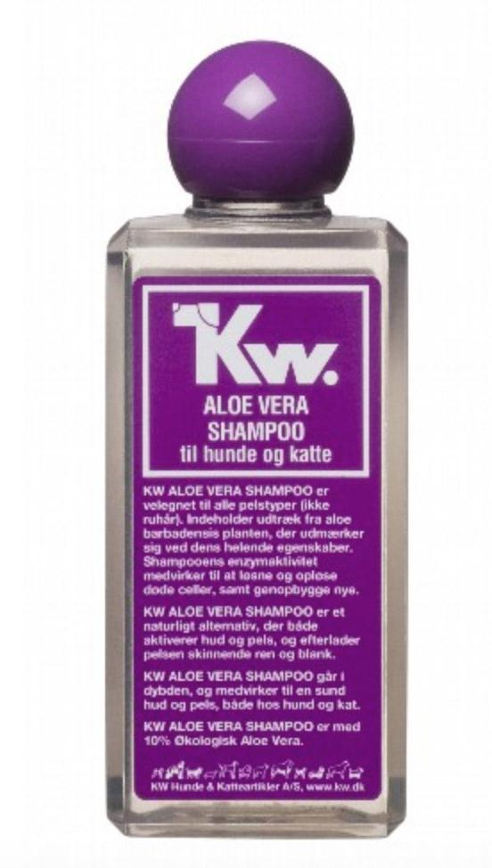 KW Aloe Vera Shampoo, 200 ml. thumbnail