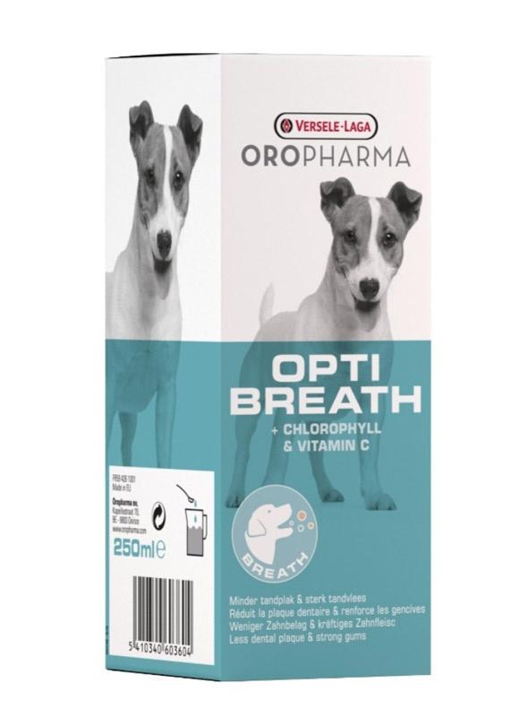 Orop Opti Breat, 250 ml. - Frisk ånde, reducerer tandsten / plak thumbnail