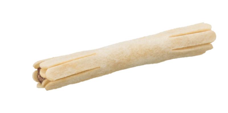 Denta Fun Chicken Chewing Brush med fyld af kylling, 10 cm, 4 stk./70 g thumbnail
