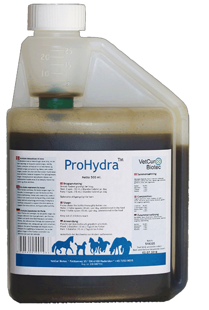 Image of   ProHydra 500ml - Hest