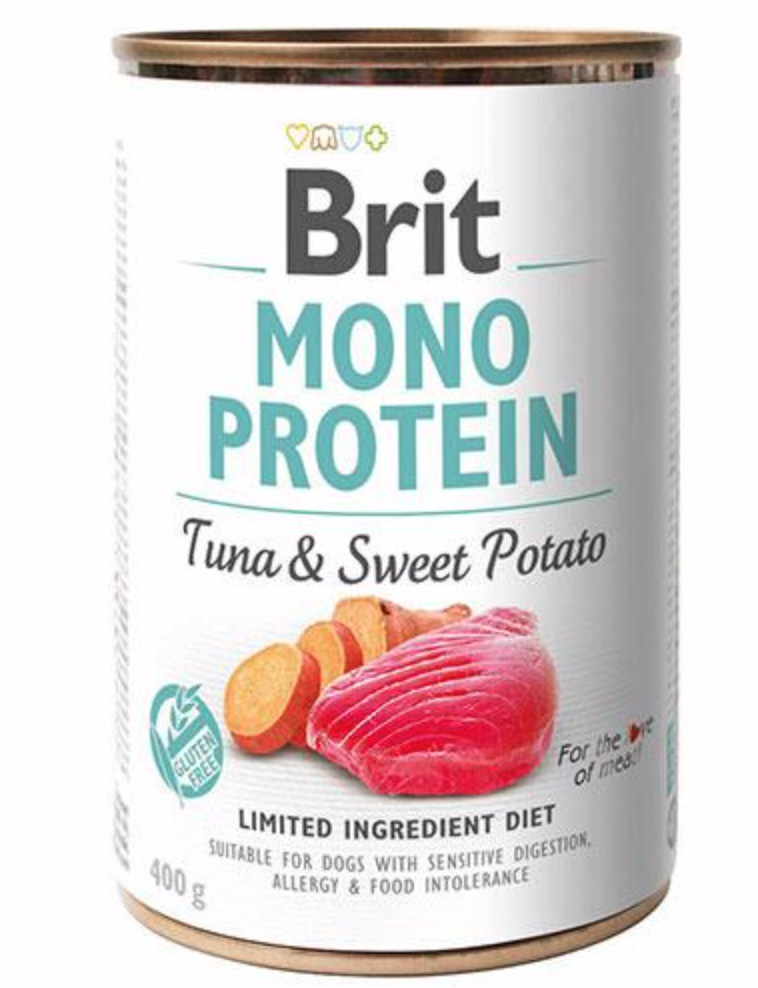 Brit Single Protein, Tuna & Sweet Potato thumbnail