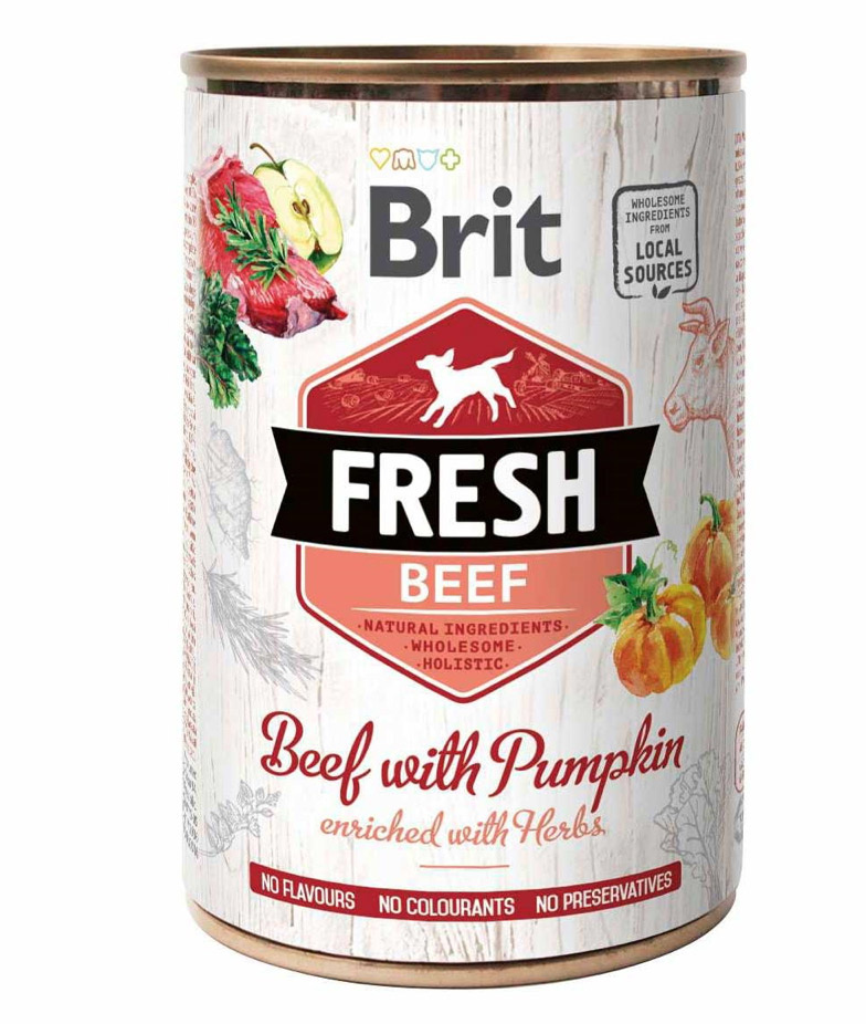 Brit Beef with Pumpkin thumbnail