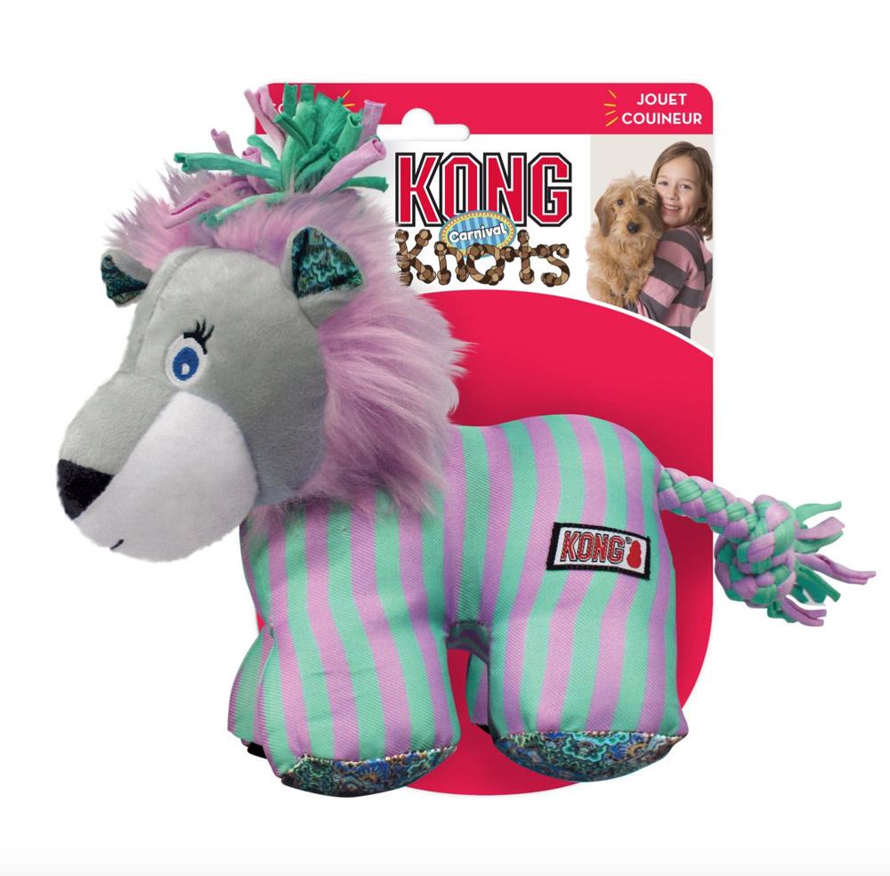 Kong Knots Carnival Lion str. s/m thumbnail