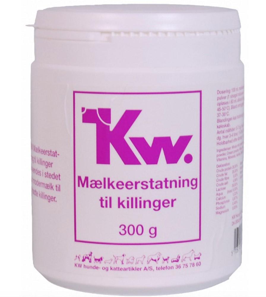 Image of   KW mælkeerstatning til killinger, 300 g