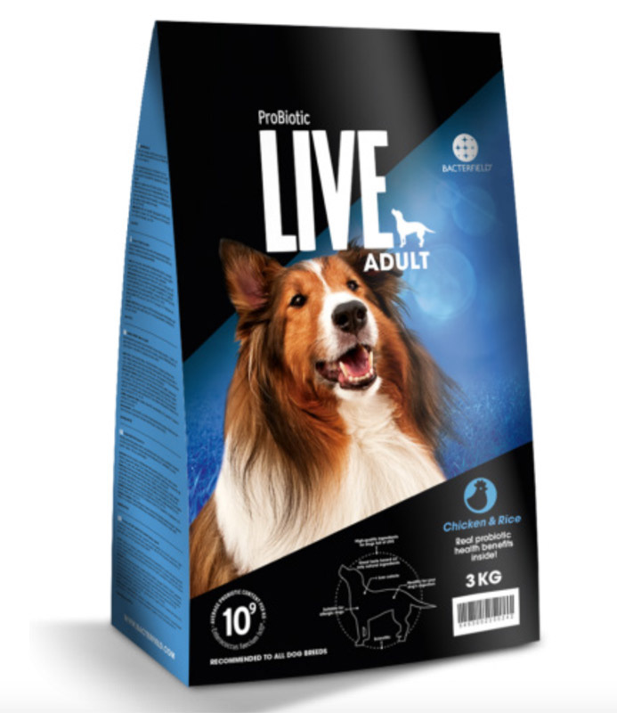 Probiotic Live Adult Kylling & ris - 12 kg thumbnail