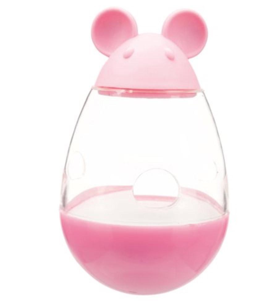 Image of   Katte Activity Snack mus - til foder og godbidder, plastik, 9 cm