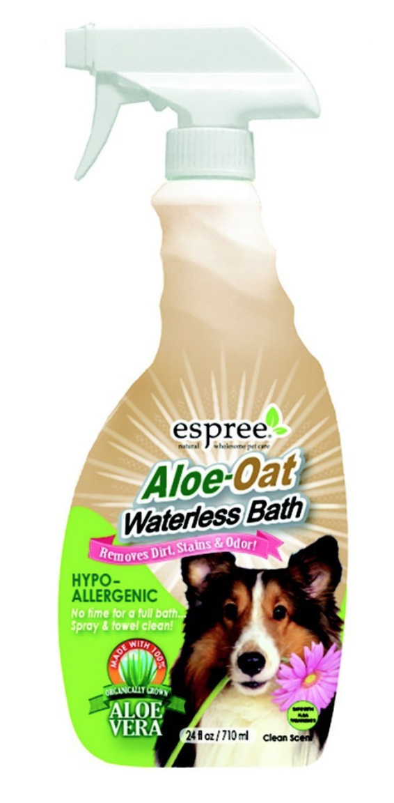 Image of   Aloe Oatbath Waterless Bath Spray - tørshampoo