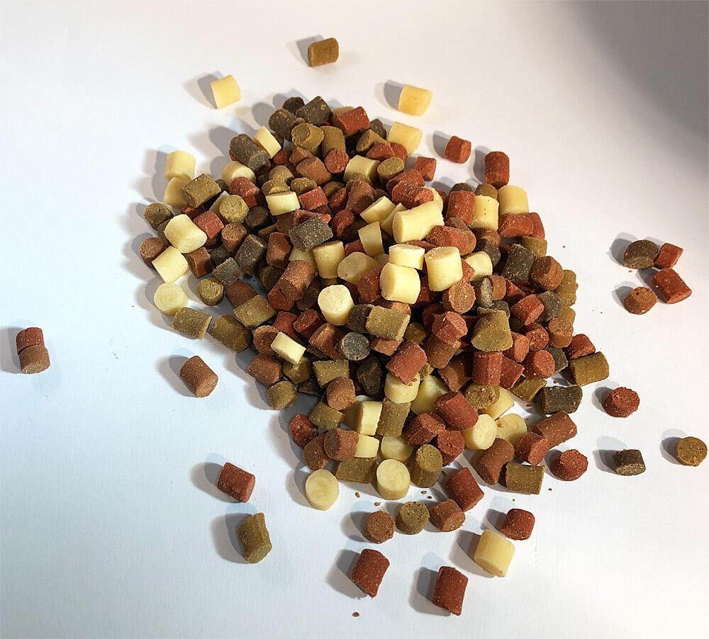 Kornfri Små Mini Hapser, 500 g spand thumbnail
